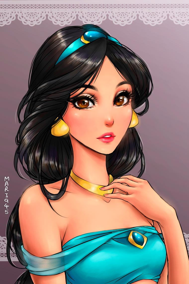 princesses-disney-manga-mari945-8