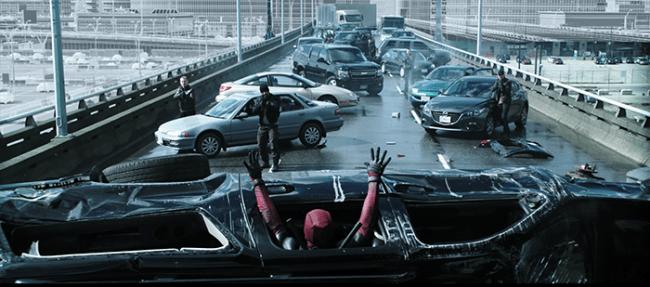 Deadpool FX