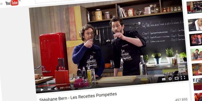 les recettes pompettes episode 01