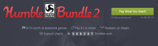 Humble Deep Silver Bundle 2