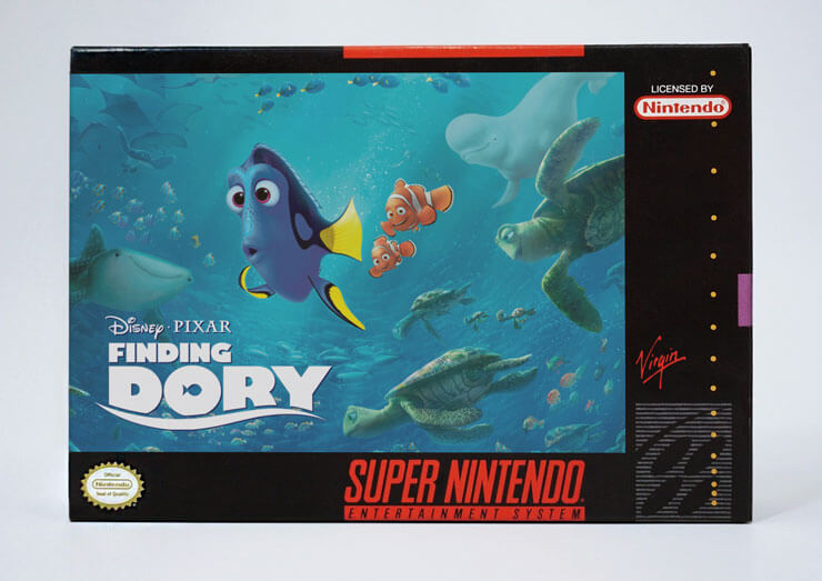 snes-finding-dory