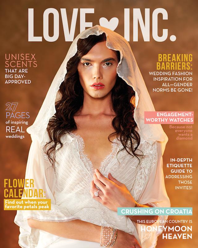Love Inc. Mag, Croatia Honeymoon, Dee Kay Events,