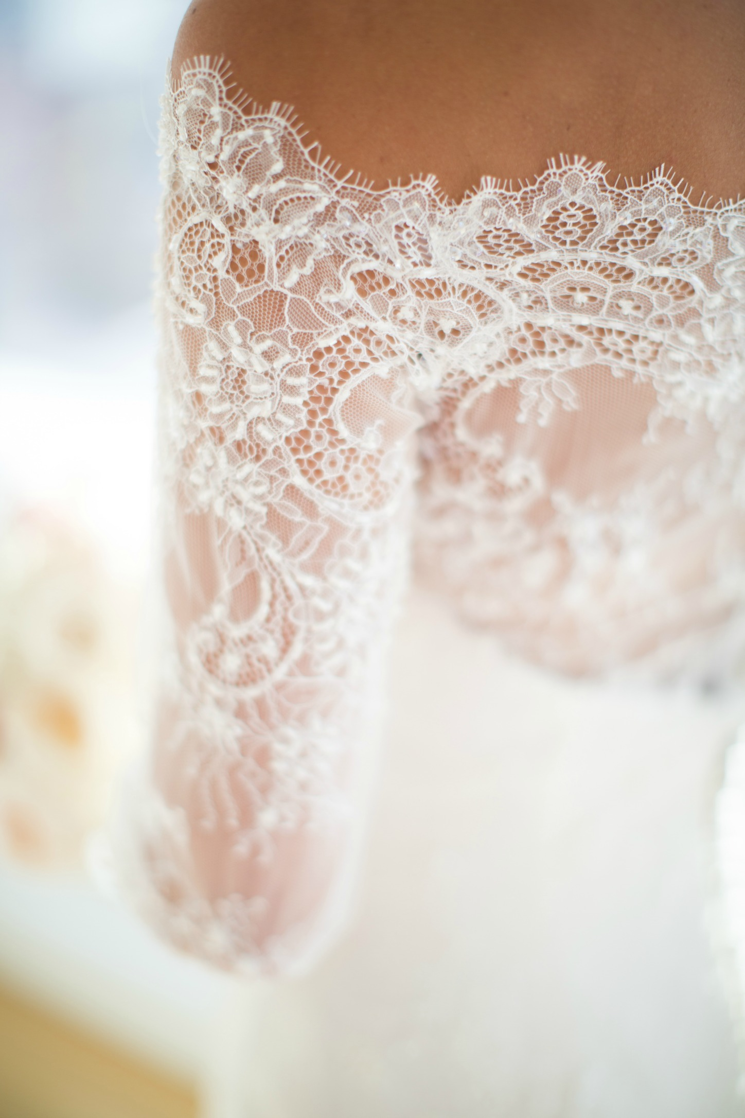 NYC Chic Winter Wedding ǀ Dee Kay Events ǀ Wedding Consultant ǀ Wedding Design ǀ Custom Bride Dress
