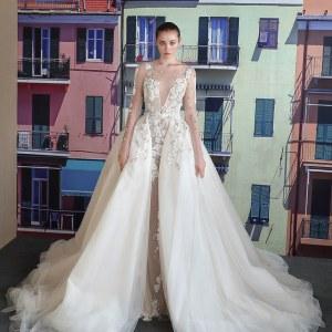 ee Kay Events   NYC 2018 Bridal Fashion Week   Galia Lahav I Bridal Trends 2018