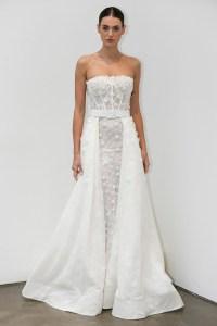 Dee Kay Events | NYC 2018 Bridal Fashion Week | Lee Petra Grebenau Bridal I Romantic Wedding Dress