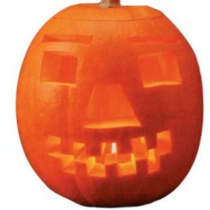 Pumpkins & Gourds  'Jack O'Lantern'