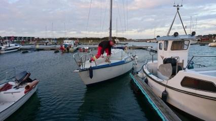 Maxi 77 snart på bådplads