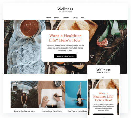 wellness-theme