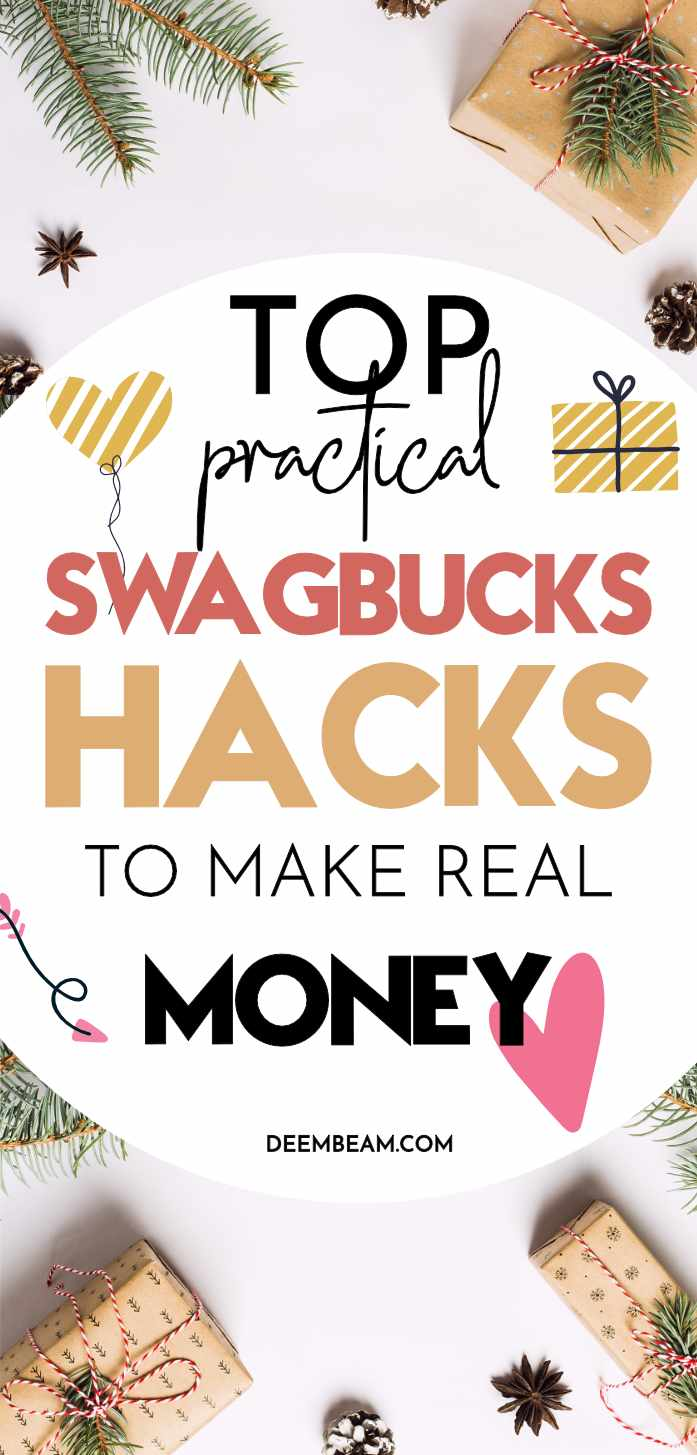 swagbucks hacks to make real money