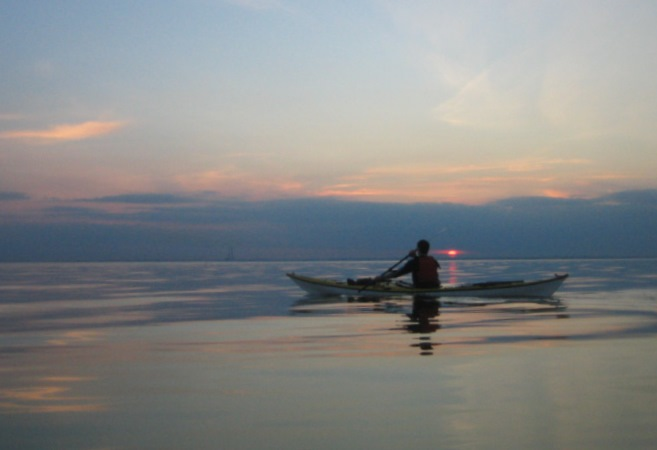 Deep Blue Sea Kayaking | Sea kayaking Courses and Equipment