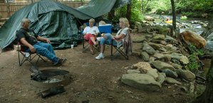 Smoky Mountain Family Campground With Tent Camping  RV Campground Near Bryson City NC