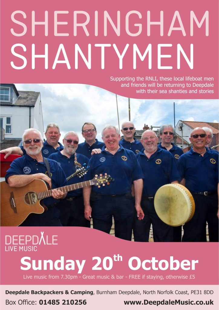 Sheringham Shantymen - Sunday Session