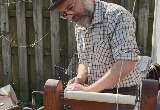 Green Woodworking Courses with Richard Rood
