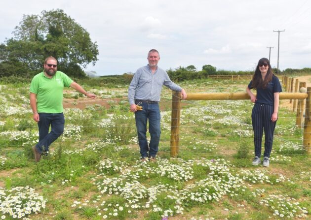 Coastal farm's transformation will shift focus from food production to nature
