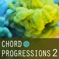 Chord Progressions 2 <br><br>– 240 MIDI files, All Keys Major And Minor