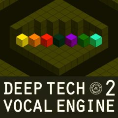 Deep Tech Vocal Engine 2 <br><br>&#8211; 1 NI Kontakt Instrument (Full Version 5.6.6 and higher), 325 Vocals (4 Banks / Characteristics), 82 MB.