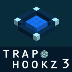 Trap Hookz 3 <br><br>– 10 Themes (Wav+MIDI), 260 MB, 24 Bit Wavs.