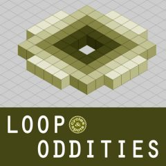 Loop Oddities <br><br>&#8211; 185 Loops (Up to 16 Bars), 456 MB, 24 Bit Wavs.