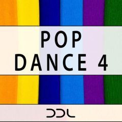 Pop Dance 4 <br><br>– 10 Themes (Wav+MIDI), 216 MB, 24 Bit Wavs.