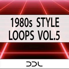 1980s Style Loops Vol.5 <br><br>&#8211; 20 Themes (Wav+MIDI), 301 MB, 24 Bit Wavs.