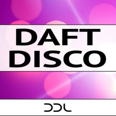 Daft Disco <br><br>–  10 Themes (Wav+MIDI), 316 MB, 24 Bit Wavs.