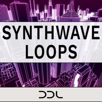 synthwave,samples,loops,midi,music producer