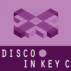 Disco In Key C <br><br>– 185 Loops (Bass, Chord, Guitar, Melody, Full Beats+Elements), 34 MIDI Files,189 MB, 24 Bit Wavs.