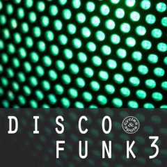 Disco Funk 3 <br><br>– 10 Themes (Wav & MIDI), 24 Bit Wavs.