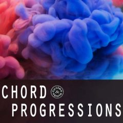 Chord Progressions <br><br>&#8211; 211 MIDI files (Chord Progressions), Key-Labeled.