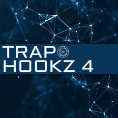 Trap Hookz 4 <br><br>– 10 Themes (Wav+MIDI), 24 Bit Wavs.
