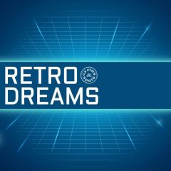 Retro Dreams <br><br>– 15 Construction Kits (Wav+MIDI), 120 One-Shots, 24 Bit Wavs.