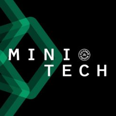Mini Tech <br><br>– 109 Loops (10 Bass Loops, 10 Kick Loops, 10 Synth Loops, 10 Perc Loops, 10 Effect Loops, 10 Groove Loops, 10 Pad Loops, 16 Snare Loops, 22 Top Loops), 170 MB, 24 Bit Wavs.