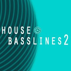 House Basslines 2 <br><br>– 150 Bass Loops, 355 MB, 24 Bit Wavs.