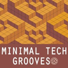 Minimal Tech Grooves <br><br>– 300 Groove Loops (Low, Mid, High, & Multi Frequencies), 344 MB, 24 Bit Wavs.