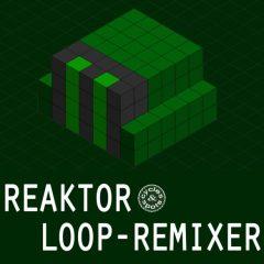 Reaktor Loop Remixer <br><br>– 1 NI Reaktor Ensemble (Full Version 6.1 & Higher), 50 Snapshots (Presets), 100 Loops Included (Importing New Ones Possible), 307 MB.