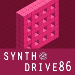 Synth Drive 86 <br><br>– 10 Themes (Bass, Chord, Melodies), 10 Beats (Each + 1 Basic Variation), 38 MIDI Files, 223 MB, 24 Bit Wavs.