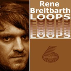 Rene Breitbarth Loops Vol.6 <br><br>&#8211; 388 Loops (1-8 Bars), 146 Beat Loops, 16 Bass Loops, 34 Rhythmic Loops, 52 Synth Loops, 41 Music Loops, 99 Chord Loops, 341 MB, 123 BPM, 24 Bit Wavs.