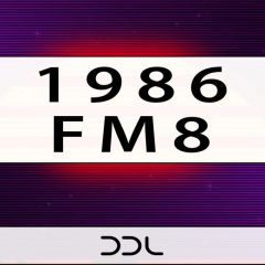 1986 FM8 <br><br>&#8211; 80 Presets For Native Instruments FM8 (V1.4 Or Higher Needed).