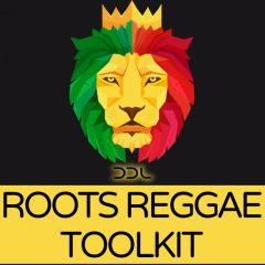 Roots Reggae Toolkit <br><br>– 300 Wav & MIDI Loops, 428 MB, 24 Bit Wavs.