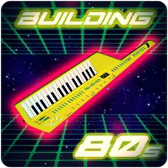 Building 80s <br><br>– 535 Loops (225 Harmonic Loops, 260 Drum Loops, 5 Wide Themes), 1-8 Bars, 225 MIDI Files, 1,32 GB, 100-158BPM, 24 Bit Wavs.