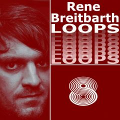 Rene Breitbarth Loops Vol.8 <br><br>– 380 Loops (139 Beat Loops, 99 Music Loops, 41 Bass Loops, 30 Synth Loops, 31 Chord Loops, 40 Percussion Loops), 1-8 Bars, 120 BPM, 840 MB, 24 Bit Wavs.