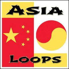 Asia Loops <br><br>– 300 Loops (Melodic: 31 Cheng, 23 Pipa, 19 Sheng, 26 Guqin, 15 Yang-Qin, 10 Shakuhachi, 10 Shamisen, 21 Koto & Shakuhachi – Rhythmic: 25 Janggu, 10 K-Kwaenggwari, 36 O-Taiko, 14 Shime-Taiko & Atari-Gane), 1-8 Bars, 91 BPM, 300 MB, 24 Bit Wavs.
