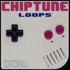Chiptune Loops <br><br>– 50 Construction Kits(557 Loops), 50-196BPM, 1-16 Bars, 1,12 GB, 24 Bit Wavs.