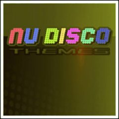 Nu Disco Themes <br><br>– 50 Construction Kits (403 Wav Loops + 148 MIDI Files), 110-128BPM, 4-8 Bars, 725 MB, 24 Bit Wavs.