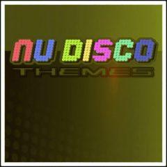 Nu Disco Themes <br><br>– 50 Construction Kits (403 Wav Loops + 148 MIDI Files), 110-128BPM, 4-8 Bars, 725 MB, 24 Bit Wavs.