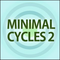 Minimal Cycles 2 <br><br>– 222 Loops (Experimental Synthetical & Percussive), 327 MB, 24 Bit Wavs.