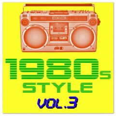 1980s Style Loops Vol.3 <br><br>&#8211; 50 Construction Kits (545 Loops: Bassline, Chord, Melody, Kick, Snare, Hihat + MIDI), 85-181BPM,4-8 Bars, 840 MB, 24 Bit Wavs.
