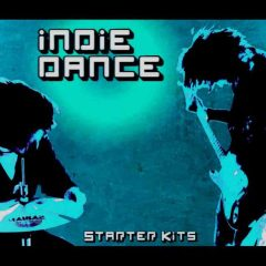 Indie Dance Starter Kits <br><br>– 10 Construction Kits (127 WAV Loops & MIDI Files), 126-137BPM, 260 MB, 24 Bit Wavs.