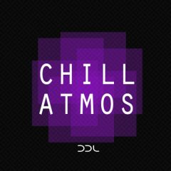 Chill Atmos <br><br>– 15 Construction Kits (153 Wav Loops & MIDI Files), Pads, Melodies, Bass, FX, 650 MB, 24 Bit Wavs.