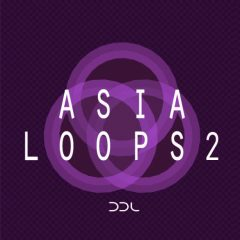 Asia Loops 2 <br><br>– 302 Wav Loops (36 Instruments, 3 Gamelan Sets- 90, 94, 98 BPM), 788 MB, 24 Bit Wavs.